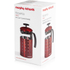 Morphy Richards 46191 8 Cup Cafetiere - Red - 1000ml: Image 3