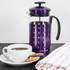 Morphy Richards 46193 8 Cup Cafetiere - Plum - 1000ml: Image 2