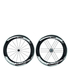 Campagnolo Bullet 80 Clincher Wheelset: Image 1