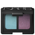 NARS Cosmetics China Seas Duo Eyeshadow - Iridescent Turquoise with Gold Infusion/Iridescent Plum: Image 1
