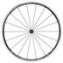Campagnolo Vento Asymmetric G3 Clincher Wheelset - Black: Image 1