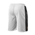 GASP No1 Mesh Shorts - White/Black: Image 2