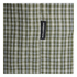 Berghaus Men's Lawrence Short Sleeve Shirt - Green/White Check: Image 4