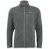 Columbia Men's Altitude Aspect Full Zip Fleece - Grey/Blue: Image 1