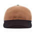 Maison Scotch Women's Colourblock Hat – Tan/Black: Image 1