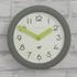 Newgate Pantry Wall Clock - Clockwork Grey: Image 2