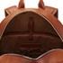 WANT LES ESSENTIELS Men's Kastrup Backpack - Cognac: Image 5