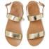 Ancient Greek Sandals Women's Clio Leather Sandals - Platinum: Image 2
