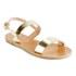 Ancient Greek Sandals Women's Clio Leather Sandals - Platinum: Image 5