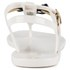 Ted Baker Women's Verona Bow Jelly Sandals - Cream/Black: Image 3
