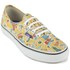 Vans Women's Authentic Liberty Trainers - Wonderland/True White: Image 4