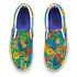 Vans Women's Classic Slip-On Liberty Trainers - Multi Floral/True White: Image 2
