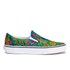Vans Women's Classic Slip-On Liberty Trainers - Multi Floral/True White: Image 1