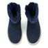 UGG Women's Selene Mini Sheepskin Boots - Navy: Image 2