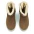 UGG Women's Selene Mini Sheepskin Boots - Chestnut: Image 2