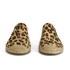UGG Women's Sandrinne Calf Hair Leopard Slip On Espadrille Shoes - Chestnut Leopard: Image 4