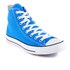 Converse Unisex Chuck Taylor All Star Canvas Hi-Top Trainers - Light Sapphire: Image 4
