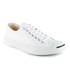 Converse Jack Purcell LTT Canvas Trainers - White: Image 4