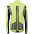Santini Balthus Lightweight Windproof Jacket - Transparent Yellow: Image 2