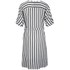 Baum und Pferdgarten Women's Agatha Dress - White/Grey: Image 2