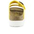 Birkenstock Women's Arizona Slim Fit Double Strap Platform Sandals - Yellow: Image 3