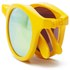 Sunpocket Samoa Bright Blond Sunglasses - Yellow: Image 3
