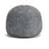 Christys' London Women's British Ball Cap - Grey: Image 3