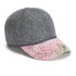 Christys' London Women's British Ball Cap - Grey: Image 2