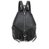 Rebecca Minkoff Women's Julian Backpack - Black/Silver Hardware: Image 1