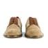 Oliver Spencer Men's Banbury Lace Up Suede Derby Shoes - Cognac: Image 4