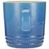 Le Creuset Stoneware Mug, 350ml - Marseille Blue: Image 3