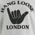 YMC Women's Hang Loose London Sweatshirt - Grey: Image 4