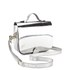 YMC Women's Small Satchel Bag - Silver: Image 2