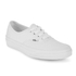 Vans Authentic Canvas Trainers - True White : Image 4