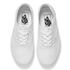Vans Authentic Canvas Trainers - True White : Image 2