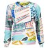 Paul by Paul Smith Women's Patrick Herring Sweatshirt - Multi: Image 1