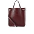 The Cambridge Satchel Company North South Tote Bag - Oxblood: Image 1