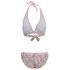 Animal Women's Pazia Halterneck Bikini - Pastel Pink: Image 2