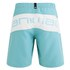 Animal Men's Banta Elasticated Waist Boardshorts - Turquoise: Image 2
