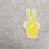 Peter Jensen Women's Reverse Sweatshirt - Grey Marl: Image 3