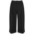 2NDDAY Women's Cecilie Culotte Suiting Trousers - Black: Image 1