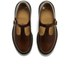 Dr. Martens Women's 'Made in England' Classics Talliah T Bar Leather Flats - Tan Boanil Brush: Image 2