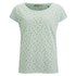 Maison Scotch Women's Burn Out T-Shirt - Mint: Image 1