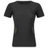 Skins A400 Women's Active Compression Short Sleeve Top - Black: Image 1