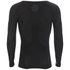 Skins A400 Men's Compression Long Sleeve Top - Black: Image 2