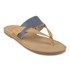 Timberland Women's Earthkeepers Sheafe Thong Sandals - Folkstone Grey/Tan: Image 4