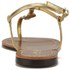 Lauren Ralph Lauren Women's Aimon Leather Sandals - Rl Gold: Image 3