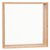 Wireworks Natural Oak Mirror Shelf: Image 1