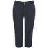 Columbia Women's Silver Ridge Capri Pants - Black: Image 1