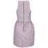 Markus Lupfer Women's Floral Puff Jacquard Erica Dress - Lilac: Image 3